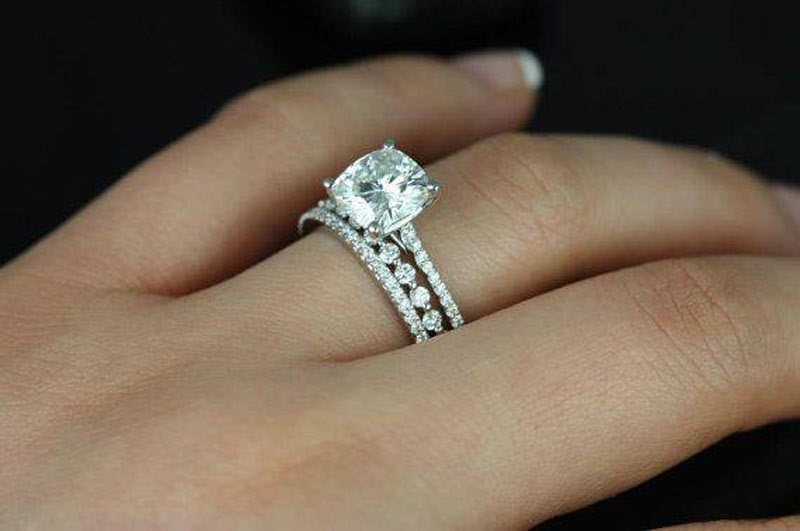 All You Need To Know About Moissanite Rings