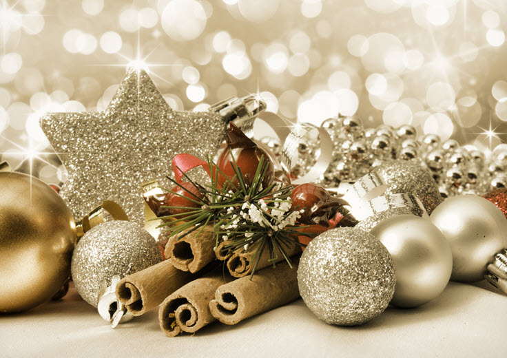 Beautiful Christmas Handmade Ornaments