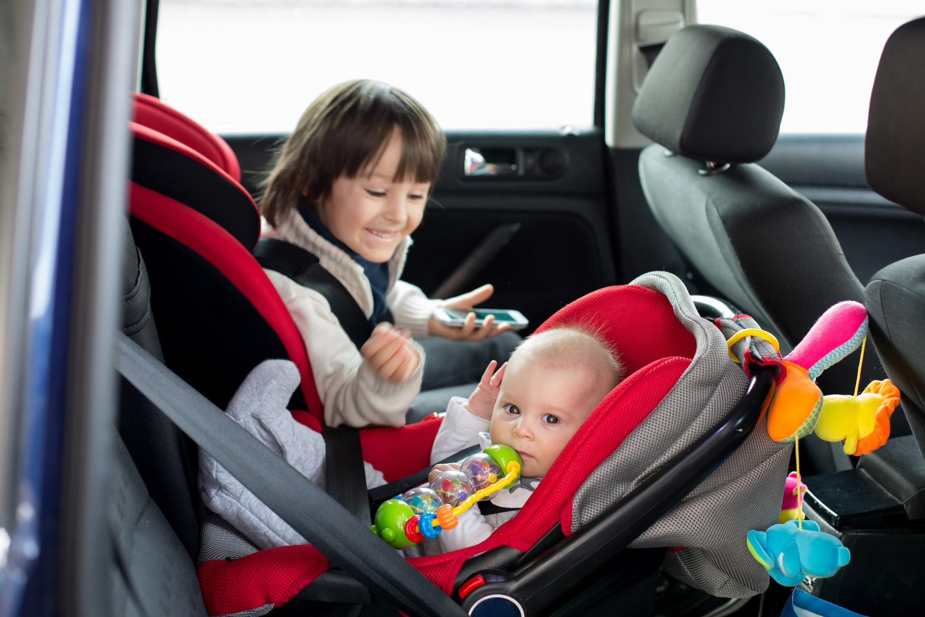 Car Seats For Kids: The Necessities To Keep Children Safe