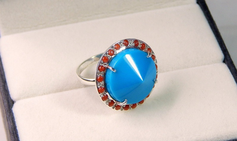 The Best Place for Turquoise Rings Wholesale