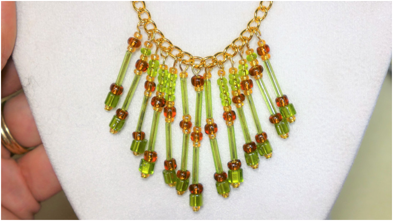 Things you can do with leftover jewelry beads