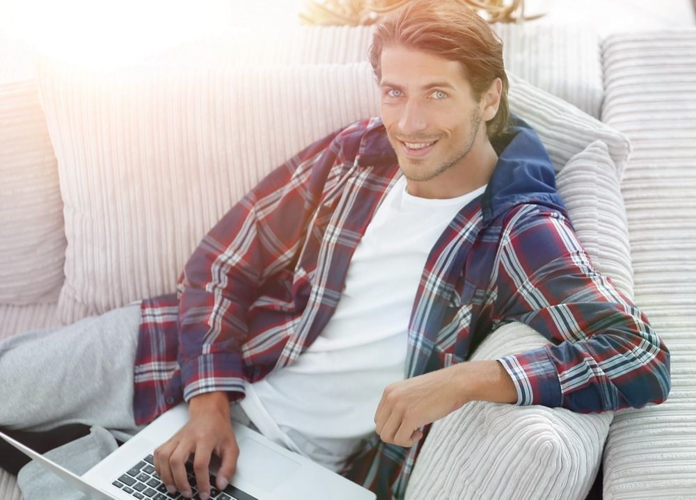 WFH and the Emergence of Big Clothes for Men