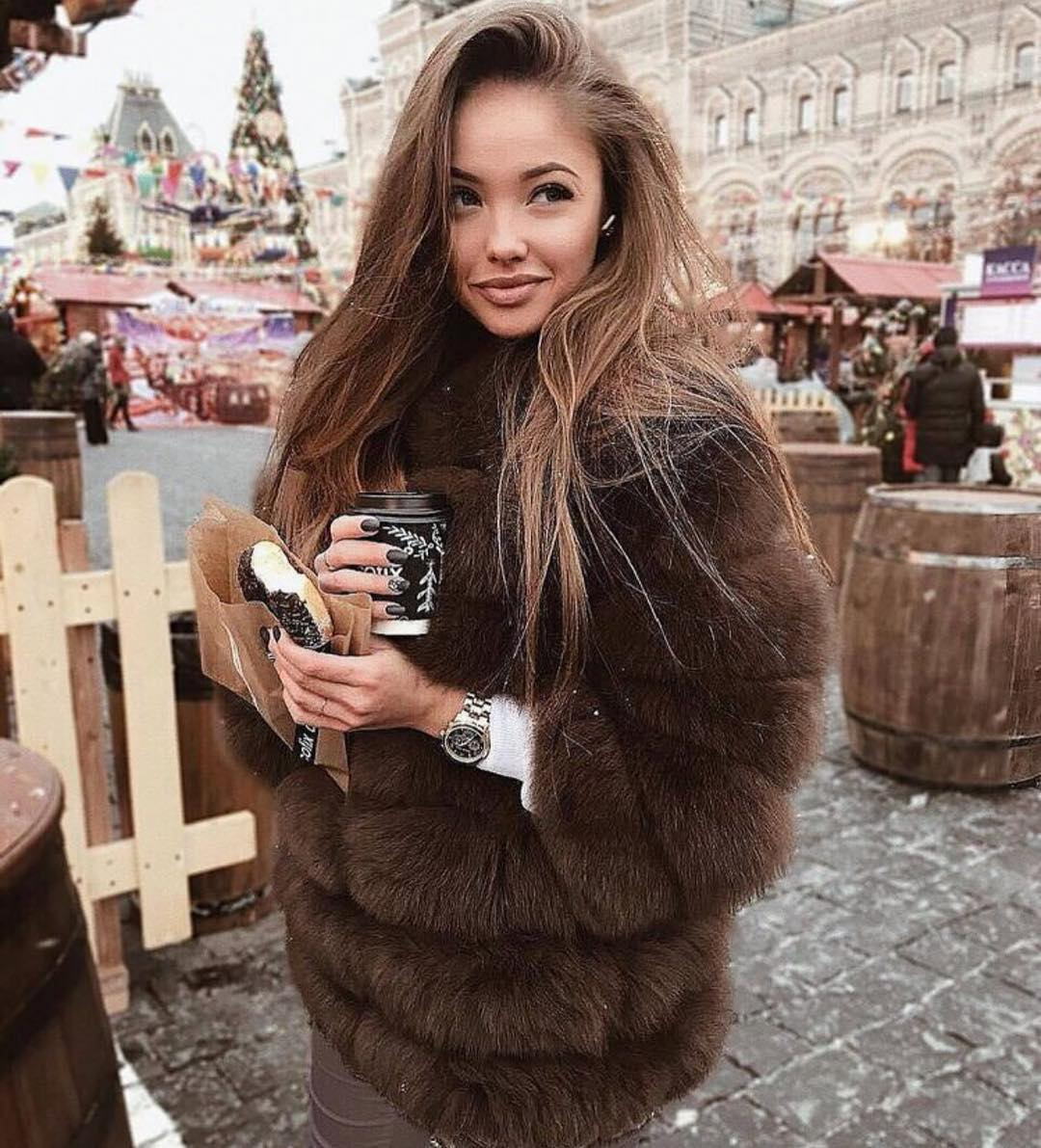5 reasons why you need one real fur coat in your closet!