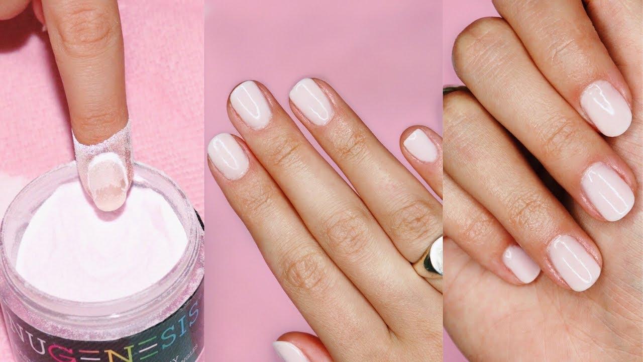 How Can You Apply Dip Powder Nails at Home?